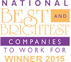 National Best And Brightest Companies To Work For Winner 2015
